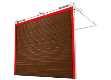 Brama Segmentowa Garażowa 235 x 200
