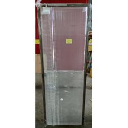 Moskitiera drzwiowa 72 x 202 cm Mahoń