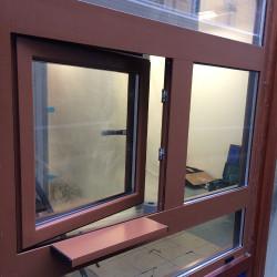 Okno Aluminiowe  1500 x 1200