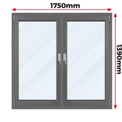 Okno Aluminiowe 1750 x 1390