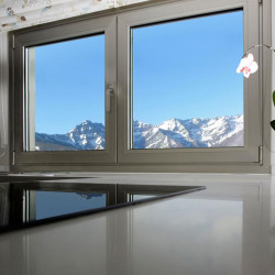 Okno Aluminiowe  900 x 1600