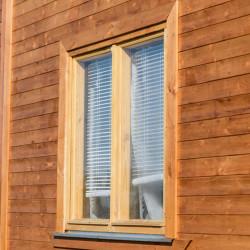 Okno drewniane 900 x 2250 mm