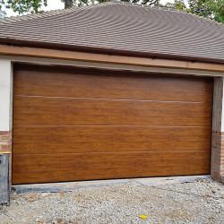 Brama Segmentowa Garażowa 240 x 225