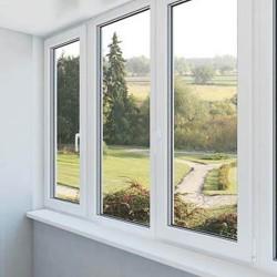 Okno PCV 1000 x 1500 R+RU