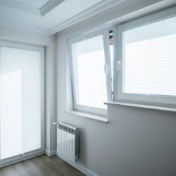 Okno PCV  1300  x 1500 R