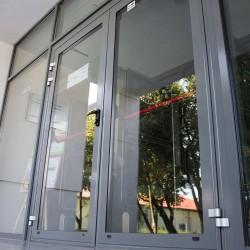 Drzwi Aluminiowe 1100 x 2100