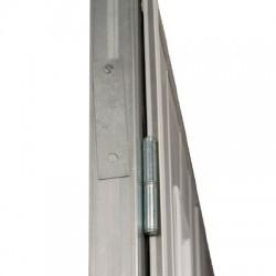 Brama rozwierna 2850 x 2300
