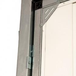 Brama rozwierna 2600 x 2000