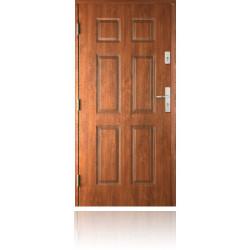 Drzwi zewnętrzne 4+2 PANELE