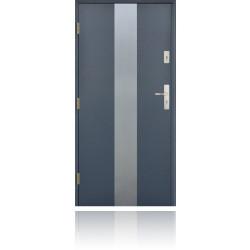 Drzwi zewnętrzne CENTRO P