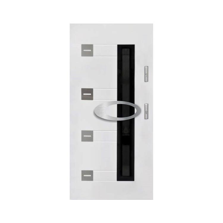 Drzwi KMT PERFECT 1 inox