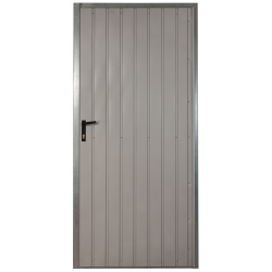Drzwi Stalowe Techniczne 90 x 195