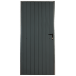 Drzwi Stalowe Techniczne 90 x 200