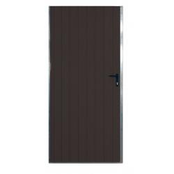 Drzwi Stalowe Techniczne 85 x 165