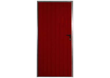 Drzwi Stalowe Techniczne 80 x 160