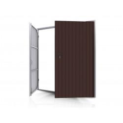 Brama rozwierna 2400 x 2400