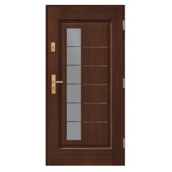 Drzwi zewnętrzne PALAU firmy AGMAR