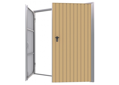 Brama rozwierna 2200 x 2600