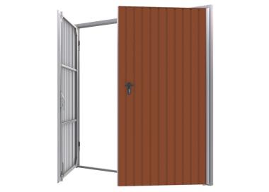 Brama rozwierna 2900 x 3000