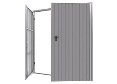 Brama rozwierna 2450 x 2150