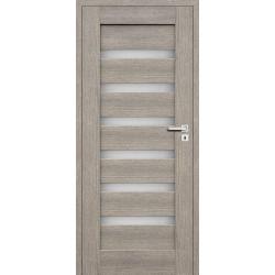 Drzwi PETUNIA ramiakowe STILE