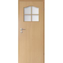 Drzwi wewnętrzne NORMA DECOR płaskie