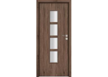 Drzwi wewnętrzne DOLCE płaskie