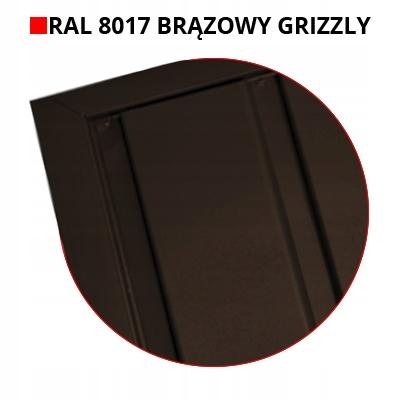 brązowy-grizzly
