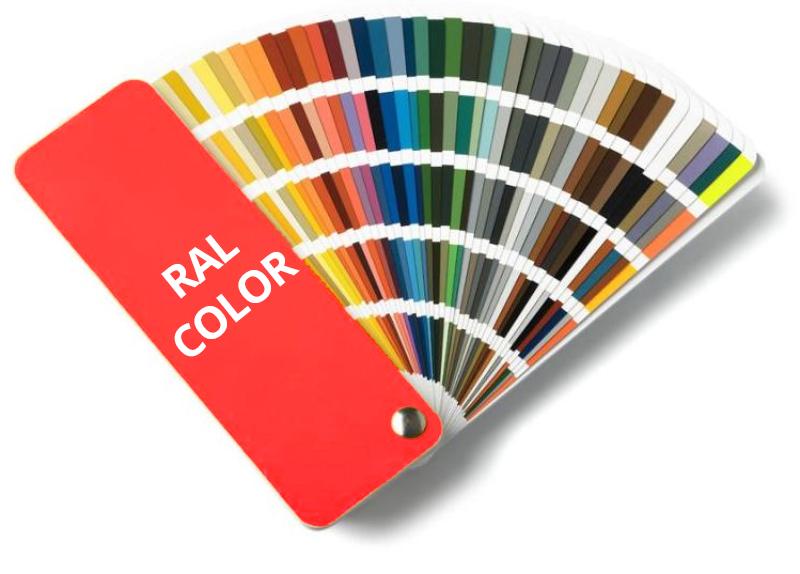 Kolor RAL